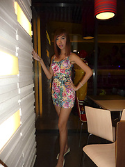 Candid mixed photos of real Ladyboy girlfriends 7