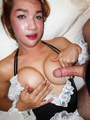 Big Dick Maid Barebacking