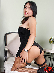 Sexy asian tranny Yaya
