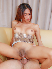Is this Asia biggest nympho hardcore ladyboy?