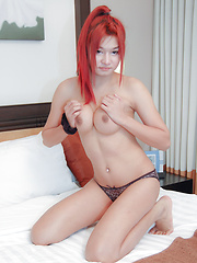 Watch young ladyboy punk take a pounding