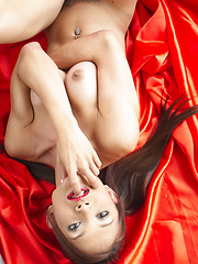 Red Satin Lover