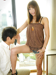 Twenty-three year old Kureha raunchy scene!