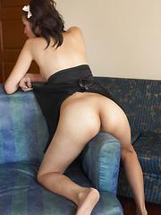 Black Dress Dick Girl