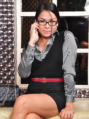 Janice Garcia: Executive Privilege