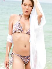 Beach Bod Rui Matsushita!