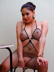 TS Filipina: Fishnet Fantasy