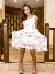 Girlfriend Dress Creampie