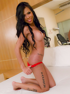 asian ladyboy porn model Pearwa